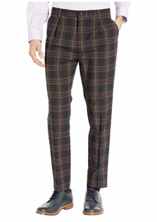 Scotch & Soda Seasonal Fit Chic Party Chino in Yarn-Dyed Check