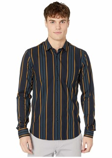 Scotch & Soda Slim Fit Cotton Elastane with All Over Pattern
