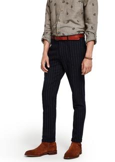 Scotch & Soda Stuart Raffia Stripe Trousers