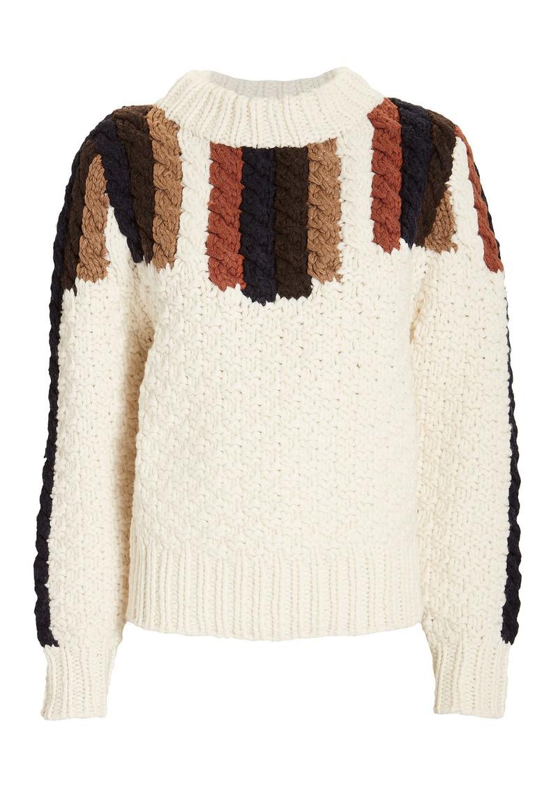 Sea Aspen Knit Sweater