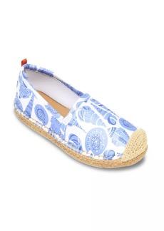 Sea LuluDK Beachcomber Print Espadrille Water Shoes