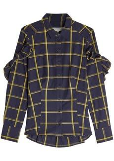 Sea Printed Cotton Shirt