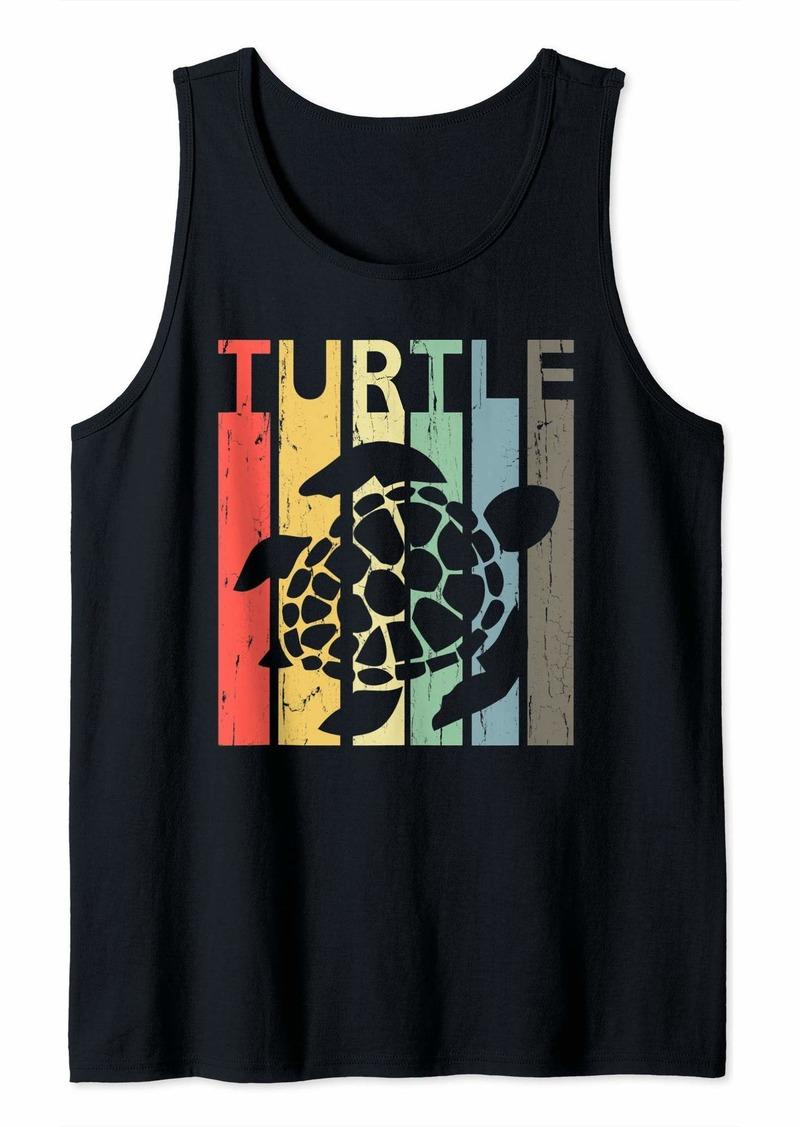 Ocean Sea Turtle Toddler Girls T Shirt Kids Cotton Short Sleeve Ruffle Tee