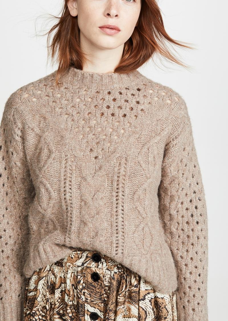 Sea Cora Cable Sweater