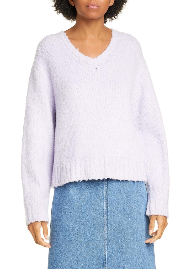 Sea Fae Chenille Sweater