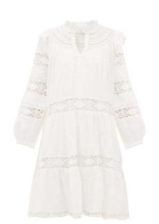 Sea Lea broderie-anglaise cotton dress
