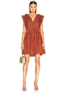 Sea Sofie Lace Tunic Dress