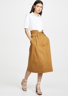 Sea Stevie Midi Skirt