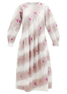 Sea Tamara tie-dyed cotton dress