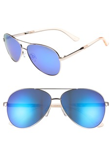 Seafolly Belle Mare 54mm Aviator Sunglasses