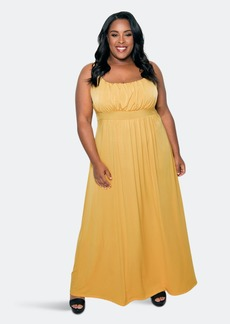 Sealed With A Kiss Lucy Maxi Dress - 3X - Also in: 1X