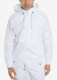 Sean John Men's Hooded Track Jacket