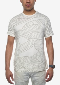 Sean John Sean Jean Men's King Cobra Printed T-Shirt, Created for Macy's