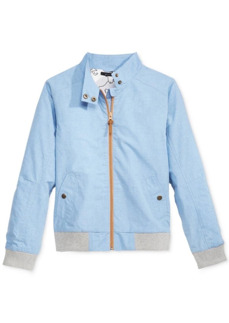 Sean John Fashion Bomber Jacket, Big Boys (8-20)