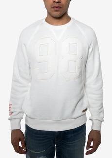 Sean John Men's 98 Embossed Sweatshirt