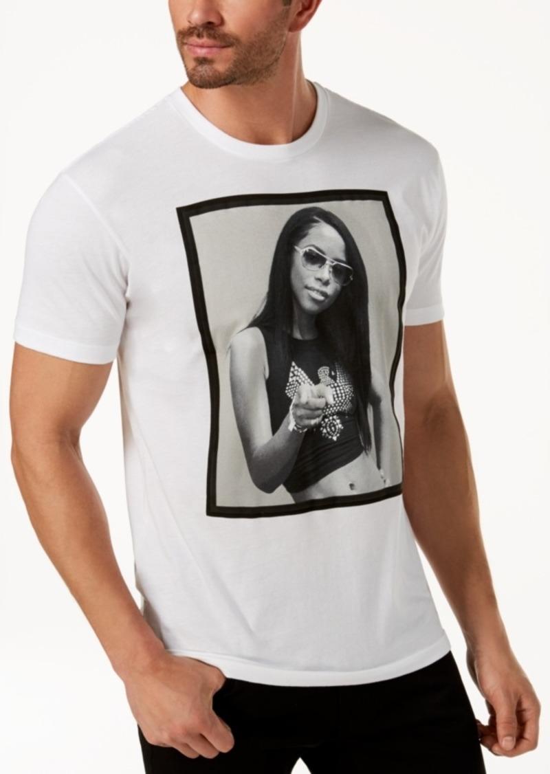 Sean John Sean John Men S Aaliyah White Party Graphic