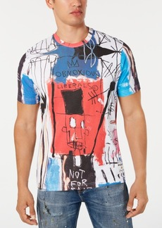 Sean John Men's Basquiat Graphic T-Shirt