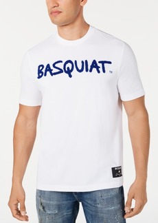 Sean John Men's Basquiat Logo T-Shirt