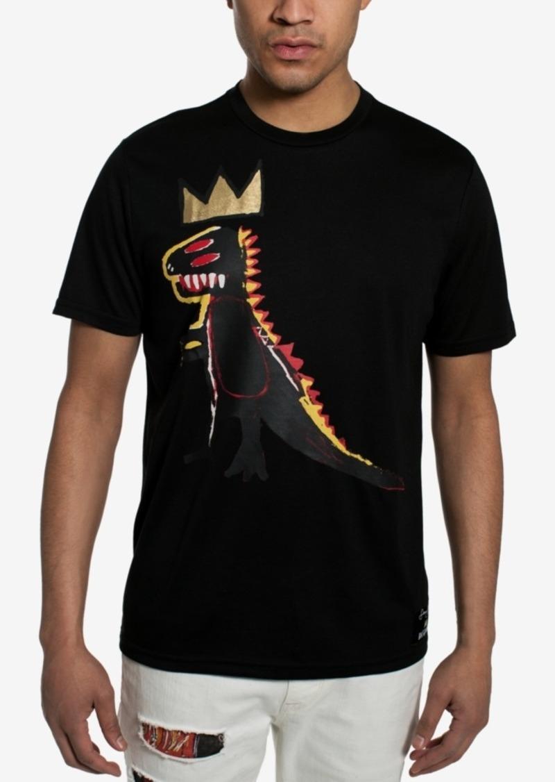 c99dd4096e47 Sean John Sean John Men s Basquiat T-Rex T-Shirt