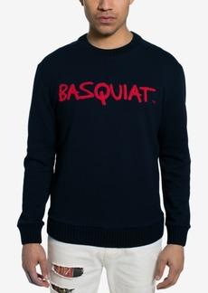 Sean John Men's Big and Tall Basquiat Chenille Sweatshirt