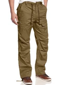 Sean John Men's Big and Tall Pants, Pleat Pocket Flight Cargo Pants
