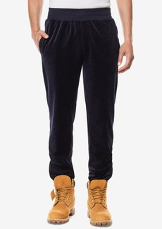 Sean John Men's Classic-Fit Velour Travel Jogger Pants, Created for Macy's