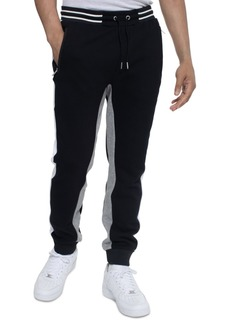 Sean John Men's Colorblocked Jogger Pants