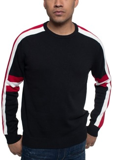 Sean John Men's Colorblocked Sweater