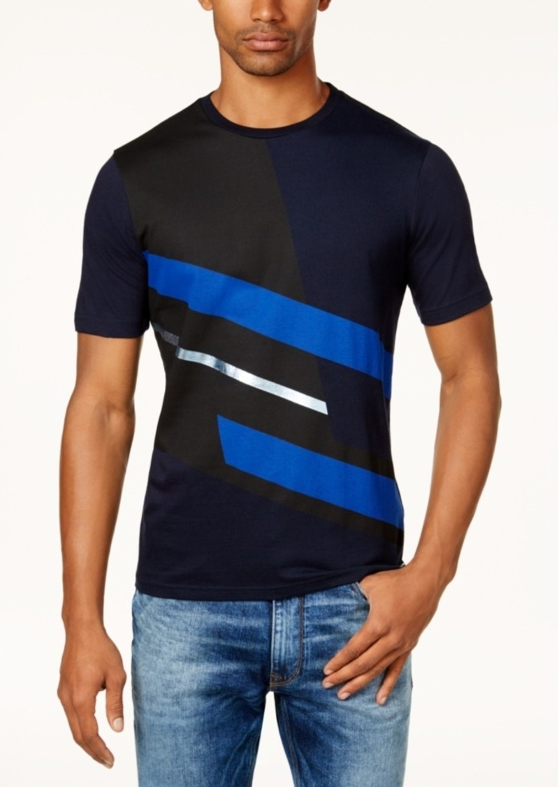 sean john sean john men 39 s colorblocked t shirt t shirts