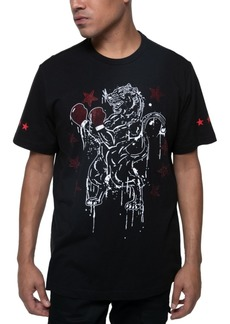 Sean John Men's Come Out Fighting Graphic T-Shirt