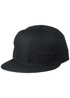 Sean John Men's Core Script Baseball Cap Embroidered Signature  one Size