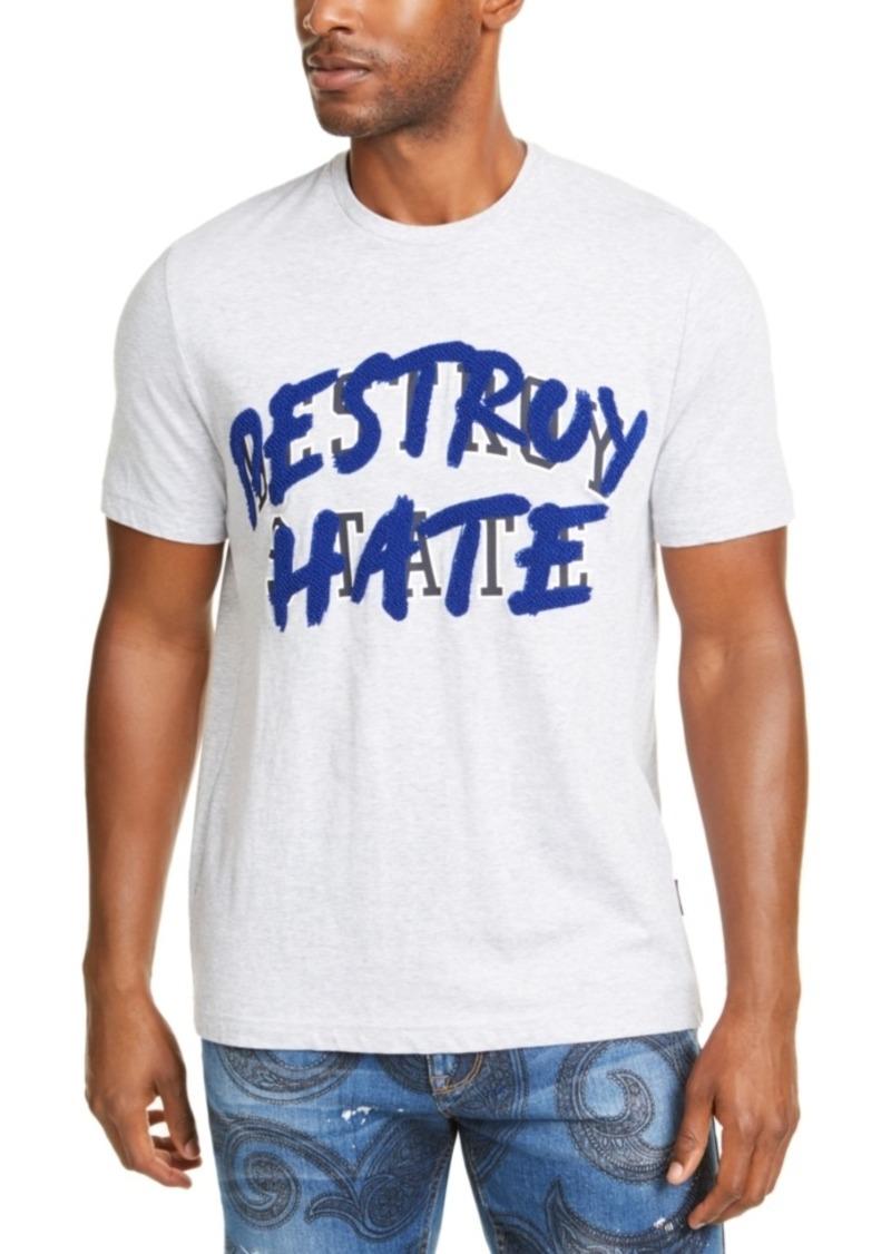 Sean John Men's Destroy Hate Graphic T-Shirt