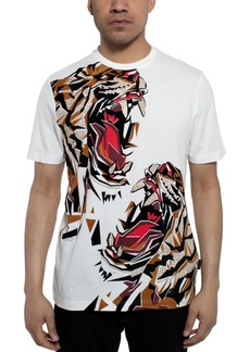 Sean John Men's Double Roar Graphic T-Shirt