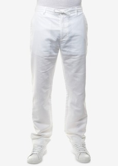 Sean John Men's Drawstring Linen Pants, Created for Macy's