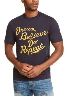 Sean John Men's Dream Believe Graphic T-Shirt
