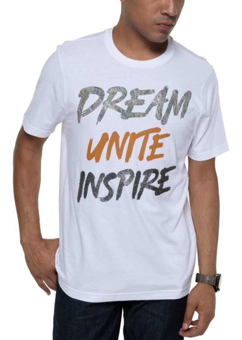 Sean John Men's Dream Unite Inspire T-Shirt