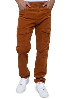 Sean John Men's Epaulette Corduroy Pants