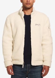 Sean John Men's Fleece Bomber Jacket