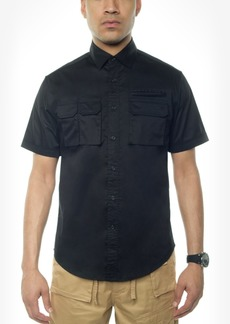 Sean John Men's Flight Shirt, Created for Macy's