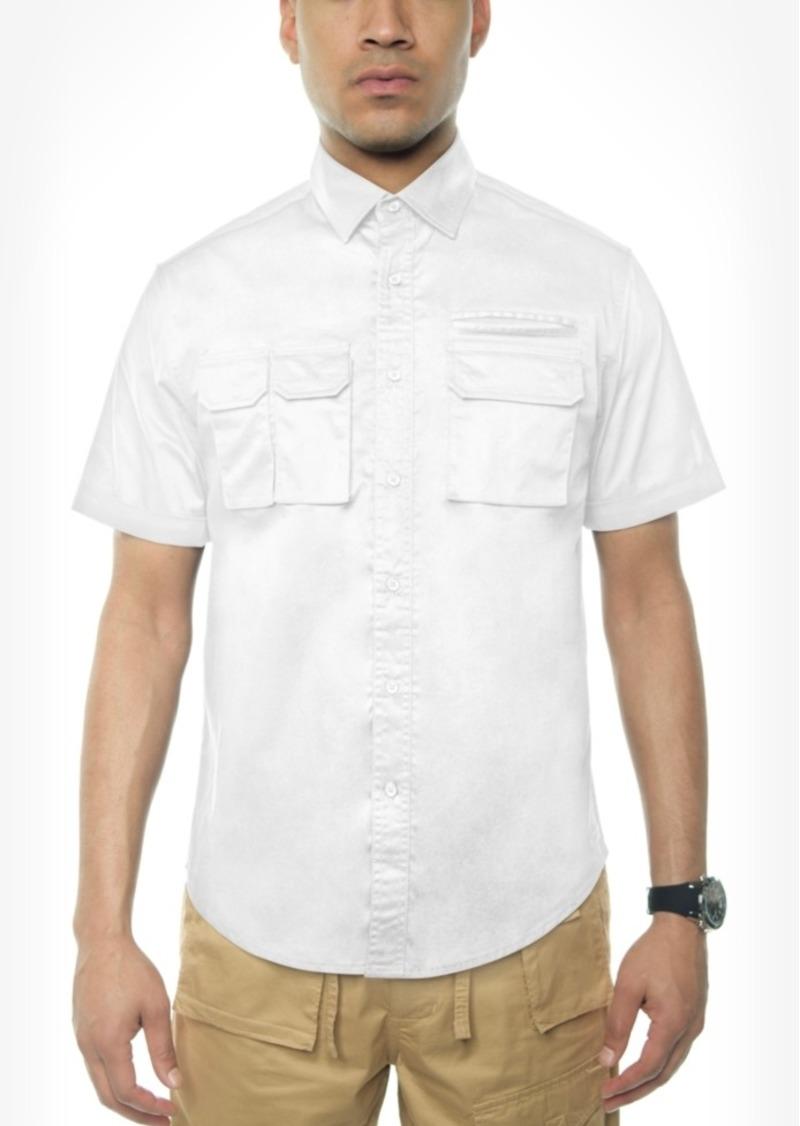 Sean John Men's Flight Shirt, Created for Macy's