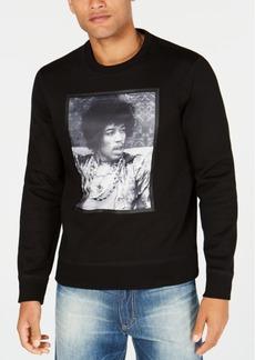 Sean John Men's Jimi Hendrix Graphic Sweatshirt