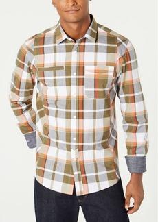 Sean John Men's Legacy Plaid Shirt