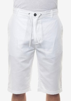 Sean John Men's Linen Blend Drawstring Shorts, Created for Macy's