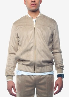 Sean John Men's Moleskin Track Jacket, Created for Macy's