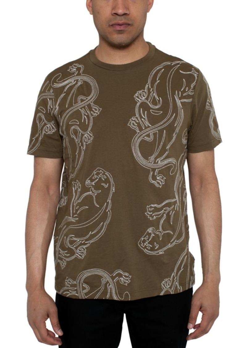 Sean John Men's Panther Strike T-Shirt
