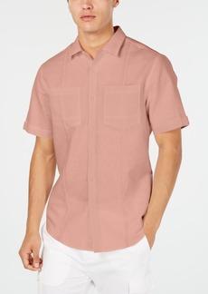 Sean John Men's Philip Woven Shirt