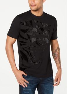 Sean John Men's Pieced Panther Graphic T-Shirt