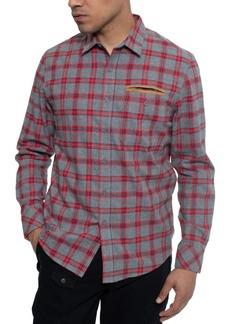 Sean John Men's Plaid Flannel Shirt