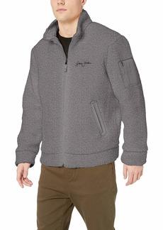 Sean John Men's Poodle Sherpa Jacket