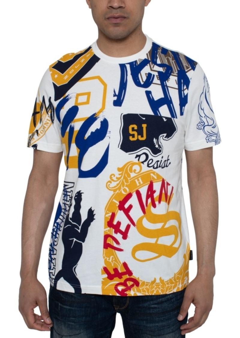 Sean John Men's Pride Graphic T-Shirt